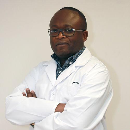 Dr. Matondo Hugues