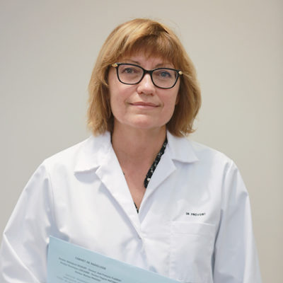 Dr. Provost Martine